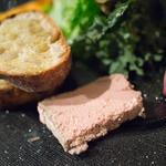 クードクール - 鶏レバーのパテ