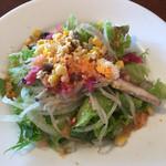 アンプチプ - Aランチのサラダ