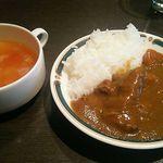 ブライトンキッチン - スープとカレー