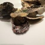 46317851 - 牡蠣のワイン蒸し