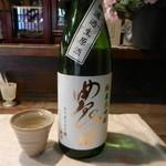 ぶらっ~と - ドリンク写真:農口(純米大吟醸 無濾過生原酒)