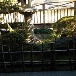 赤福 本店 - 縁側より五十鈴川方面の眺め