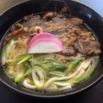 うどんのごんた - 料理写真:肉うどん=660円