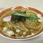 千石食堂 - 支那そば(500円)