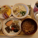 チサンイン 豊川インター - 朝食(バイキング)