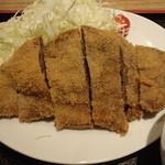 Kushiagepin - 牛ロースカツ