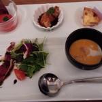 はちやま - 料理写真:前菜