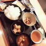 Miyuki - 朝食