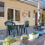 Cafe Samanala Garden -