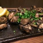 かんてきや - 佐賀みつせ鶏のすす焼き920円