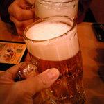 46327044 - オリオンビールで乾杯~♪