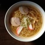 だるまや食堂 - 料理写真:中華そば