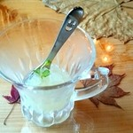 味珈豆結 - スプーン❤ 後口サッパリ、カレーがリセットされ珈琲がより美味しく(pq´v`*)