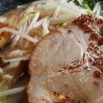 麺太 - 黒豚骨