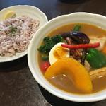 46327763 - チキン野菜(淡麗スープ)
