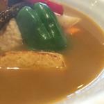 46327779 - チキン野菜(淡麗スープ)