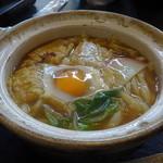 五右衛門 - カレー鍋や焼きうどん(900円・込)