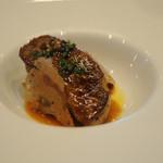 カリフォルニア テーブル - 通常利用外...ハンガリー産フォアグラのソテー 茄子 田楽ソース