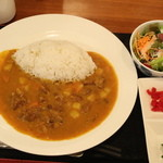 仙臺たんや 利久 - 胃にやさしい朝の牛たんカレー定食