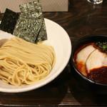 札幌 Fuji屋 - ●2016 #008 @辛化つけ麺/4倍 ¥850