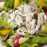 Cottage Dining 09stars - 09starsサラダは人気の肉食コースに入っています。