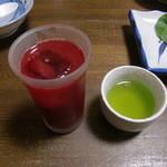朝起 - すっぽんの生き血と胆汁