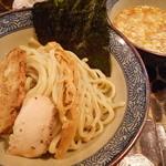 特級鶏蕎麦 龍介 - 龍介つけそば(並) 820円