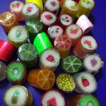 パパブブレ - 小粒で色々な味が楽しめます♪