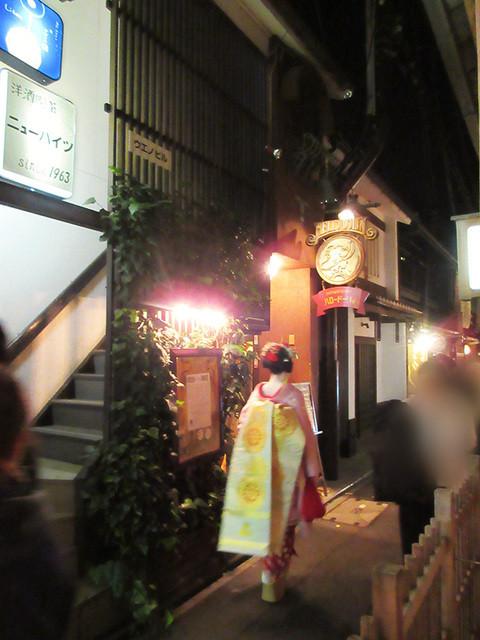 Lilou  - 先斗町通にすごい方かも。1階はハロードーリィ。2階がLilou