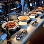 ブッフェレストラン「ブリッジ」 - 食事の一部@【2016.1】新春和洋の彩スイーツブッフェ