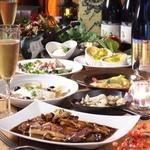 Cottage Dining 09stars - 【予約限定】カロリー控え目なのにガッツリ♪欲張りなアナタの「草 食」コース★7品/2980円