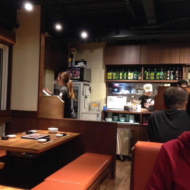 焼肉 ジャンボ 篠崎本店 - 10月に改装された店内模様