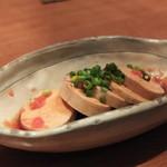 おでんと和食と時々チーズ 汁いち - あん肝