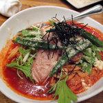 4634976 - 衝撃のトマト麺