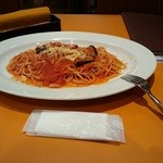 カプチーナ - 麺2倍