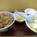 Dontei - ゆし豆腐セット