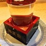 観音食堂 - 720円『菊水純米酒(新潟)』2016年1月吉日