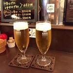 ボデゴン・ノゲ - 生ビール