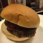 46346303 - ハンバーガー                       もっと熱ければ。