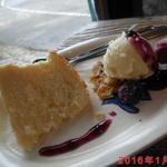 prato cafe - チーズスフレ(日替わりケーキ)