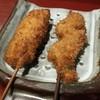 味 - 料理写真:小エビ紫蘇と牛ヒレ