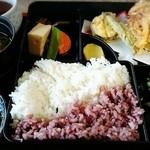 道の駅 奥熊野古道ほんぐう  - 古道弁当