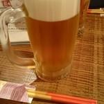 ニライカナイ - 生ビール