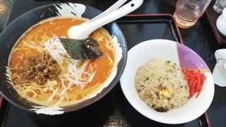 こころ - マーラー担々麺