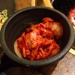 肉の入江 - キムチ