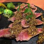 ヒトエ ナトゥーラ - 仔牛肉のステーキ(ランチ)