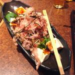 肉の入江 - 豆腐サラダ