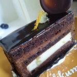 Patisserie Keinoshin - チョコのケーキ