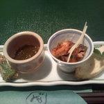Shunyaminakuchi - 卵焼きと糸モズクがおいしかった