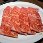 焼肉 ジャンボ - 上カルビ